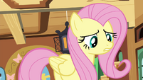 "Fluttershy ""had no idea you all have colds"" S4E16"
