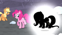 Pinkie and Fluttershy returning to normal S5E2