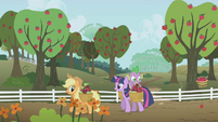 Applejack and Twilight S01E03