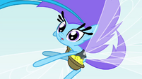 Breezie flying wildly S4E16