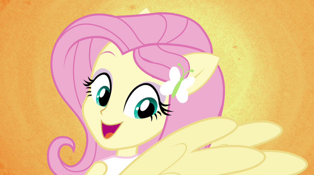 File:Fluttershy sprouts pony ears and wings EG2.png