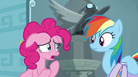"Pinkie Pie ""I haven't even thought about"" S6E7"