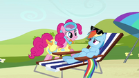 Pinkie Pie 'That's fine' S3E3