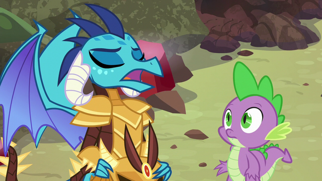 """File:Ember """"that's what makes it a challenge"""" S6E5.png"""