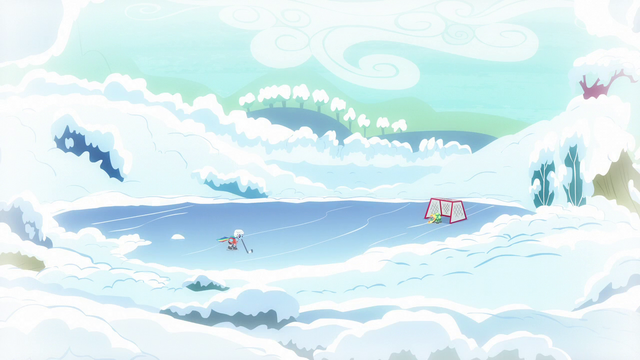 File:Rainbow and Tank playing hockey S5E5.png