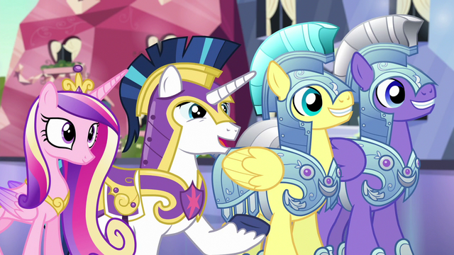 File:Shining Armor asks Spike to join the changeling search S6E16.png