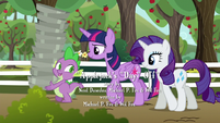"""Spike """"what are you gonna get?"""" S6E10"""