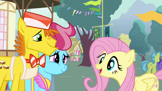 "File:Fluttershy ""went to see them gathering their pollen"" S4E16.png"