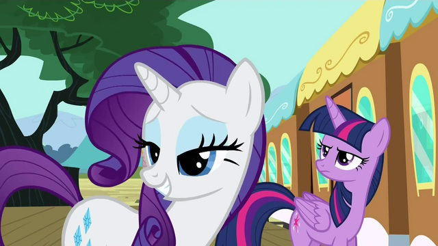 File:Rarity 'Won't you be a dear' S4E8.png