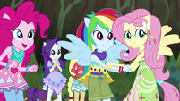 Equestria Girls happy to see Twilight and Sunset EG4