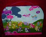 MLP Pony Collection Set back of package