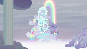 Rainbow's house S5E5