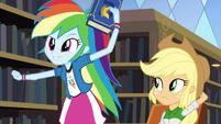 "Rainbow ""I've totally figured out"" EG3"