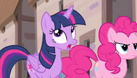 "Twilight ""a cutie mark is a representation"" S5E1"