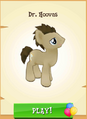 Dr. Hooves MLP Gameloft.png