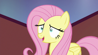 """Fluttershy """"because you didn't ask me to"""" S6E21"""