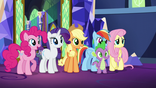 File:Main 5 and Spike happy S5E3.png