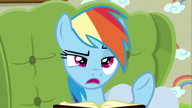 "File:Rainbow Dash ""it's the middle of the day"" S6E11.png"