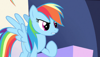 "Rainbow Dash ""we got all six keys"" S5E01"