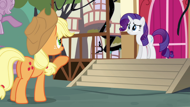 File:Applejack asks for Rarity's help S4E01.png