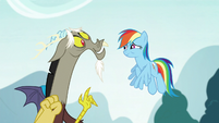 "Discord ""it's for the greater good!"" S5E22"