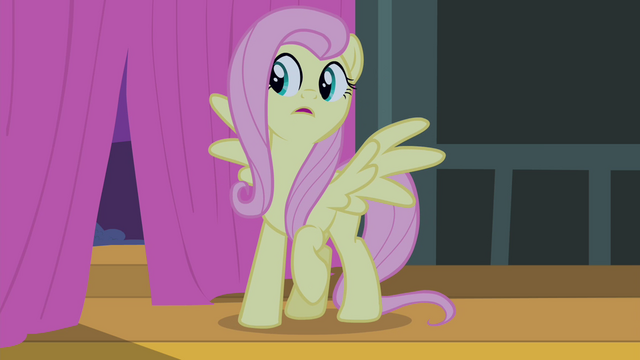 File:Fluttershy hears the crowd S4E14.png