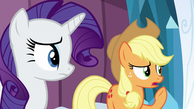 "File:AJ ""But what about when King Sombra ruled the Crystal Empire"" S6E2.png"