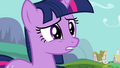 And where are Applejack and Fluttershy Twilight S03E10.png