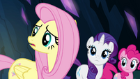 "Fluttershy ""but he could be right"" S4E25"