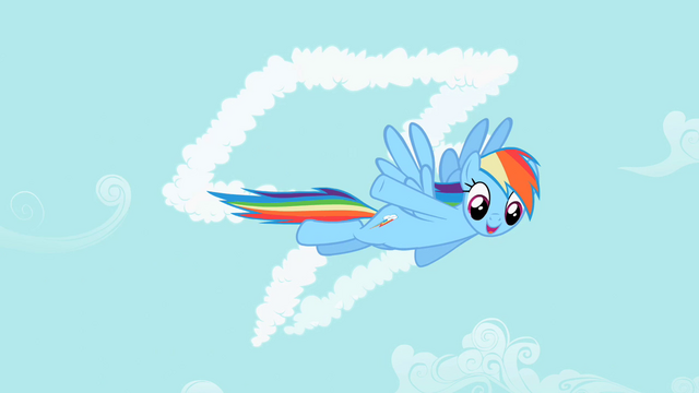 File:Rainbow Dash happy face S2E8.png