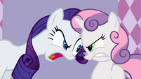 "Rarity ""Deal!"" S2E05"