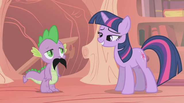 File:Talking About Spike's Mustache S1E6.png