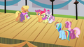 CMC receiving winners' wreaths S4E05.png