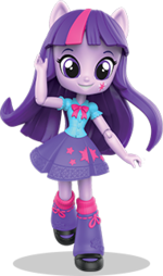 Equestria Girls Minis Twilight Sparkle promo image