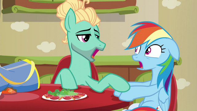 File:Zephyr puts his hoof on Rainbow's hoof S6E11.png