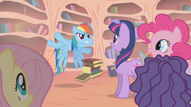 File:Rainbow Dash suggests confronting Zecora S1E09.png