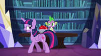 "Twilight ""they had this amazing and hilarious time"" S5E22"
