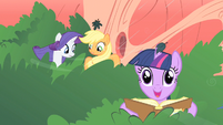 "Twilight ""Does this count as camping?"" S1E8"