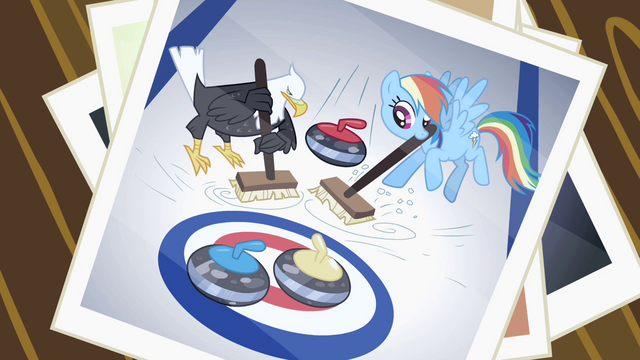 File:Picture of Rainbow Dash and the eagle having a curling match S2E07.png