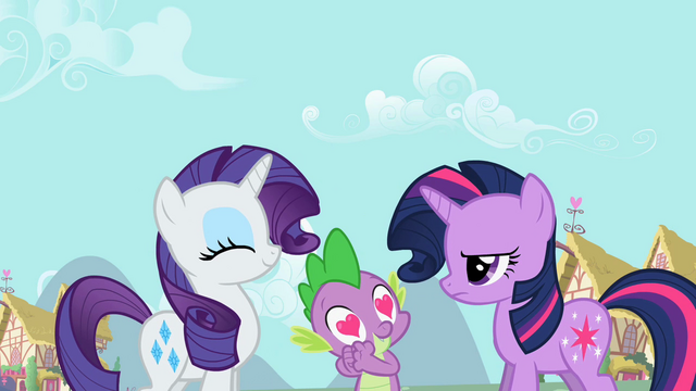 File:Twilight Sparkle Rarity hairstyle S2E06.png