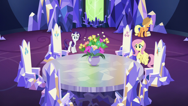 File:Rarity placing flowerpot on Cutie Map S5E19.png