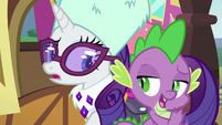 "Spike ""although if I did"" S6E17"