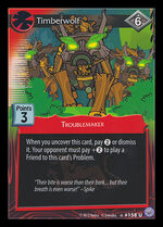 Timberwolf card MLP CCG