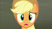 "Applejack ""I told Plaid Stripes no"" S6E9"