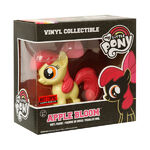Funko Apple Bloom vinyl figurine packaging