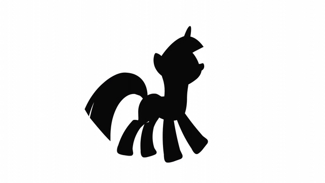 File:Twilight Sparkle flash silhouette S5E2.png