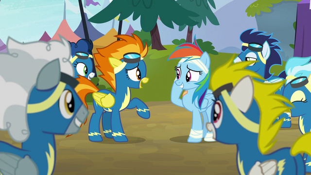 "File:Spitfire ""that crash was epic!"" S6E7.png"