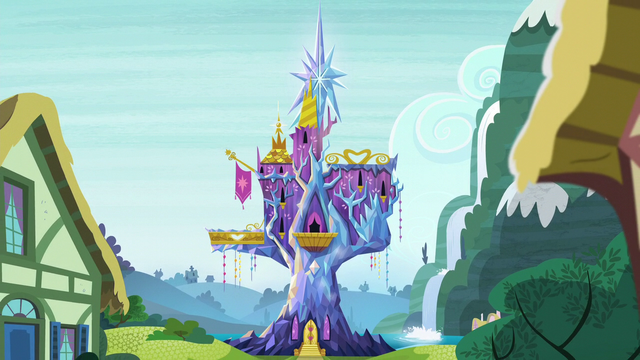 File:Friendship Rainbow Kingdom castle exterior midday S5E3.png