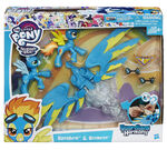 Guardians of Harmony Spitfire and Soarin packaging