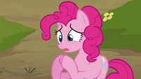 Pinkie Pie's duplicate worried S3E03